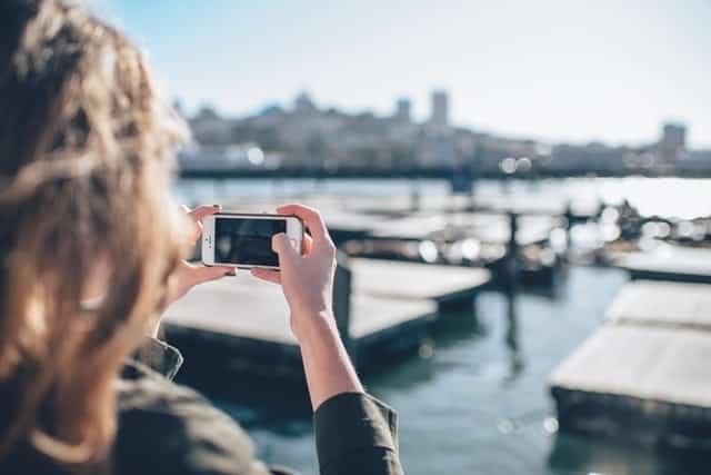 mooie foto's met je telefoon